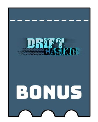 Latest bonus spins from Drift Casino