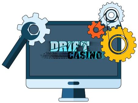 Drift Casino - Software