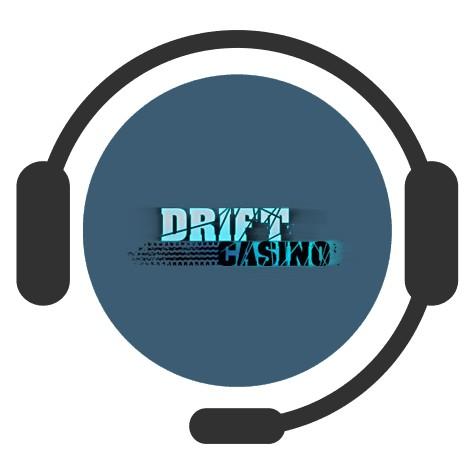 Drift Casino - Support