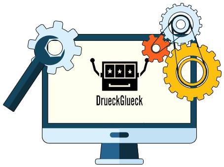 DrueckGlueck Casino - Software