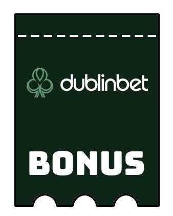 Latest bonus spins from Dublinbet Casino