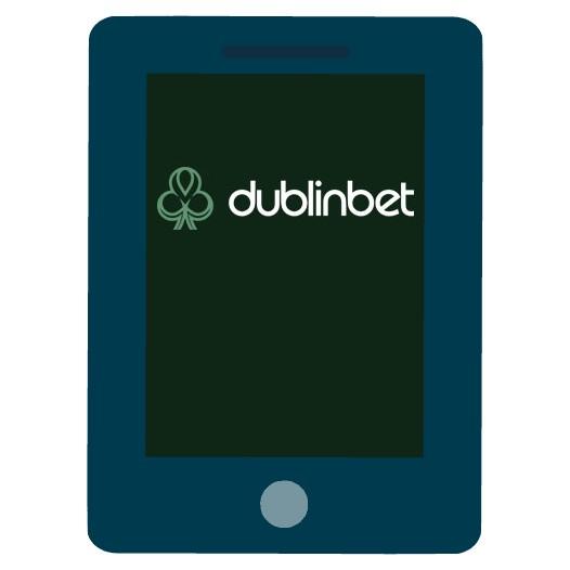 Dublinbet Casino - Mobile friendly