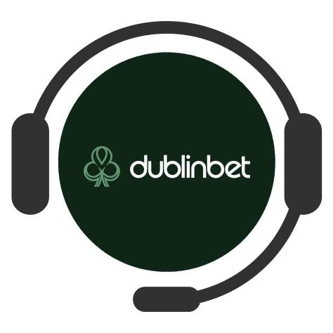 Dublinbet Casino - Support