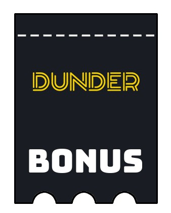Latest bonus spins from Dunder Casino