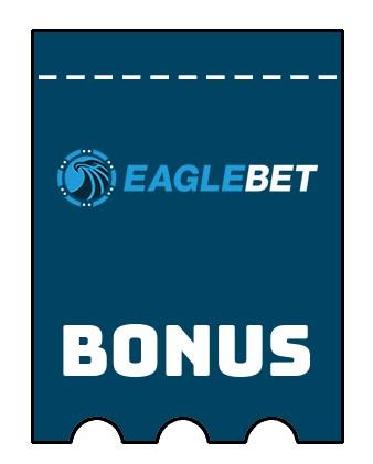 Latest bonus spins from EagleBet