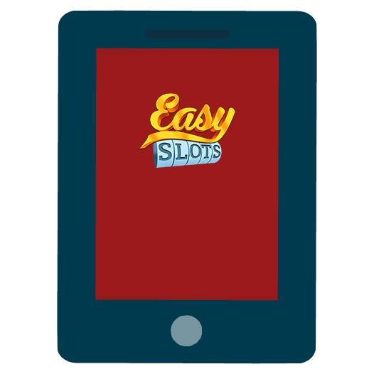 Easy Slots Casino - Mobile friendly