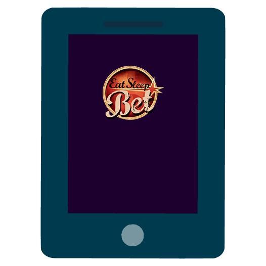 Eat Sleep Bet Casino - Mobile friendly