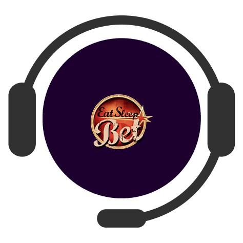 Eat Sleep Bet Casino - Support