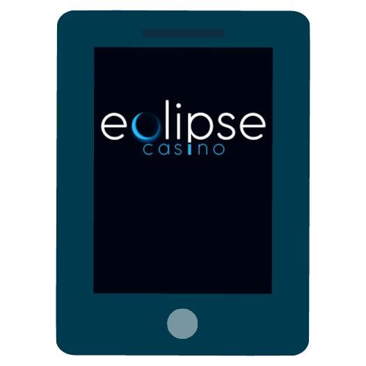 Eclipse Casino - Mobile friendly