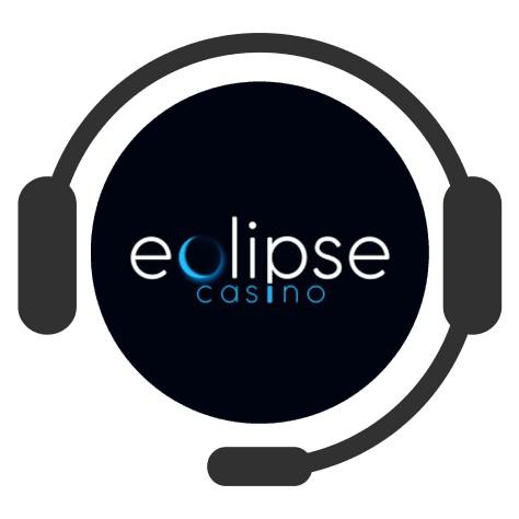 Eclipse Casino - Support