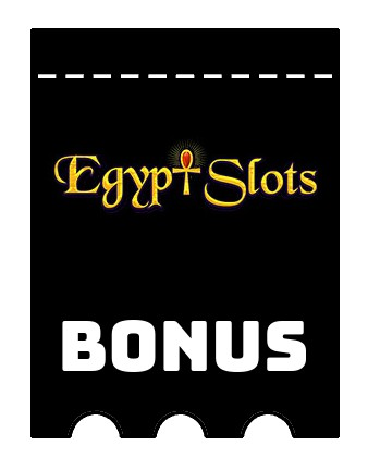 Latest bonus spins from Egypt Slots Casino