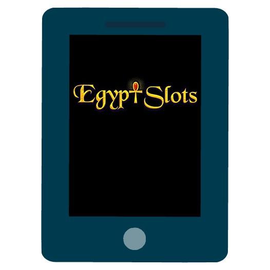 Egypt Slots Casino - Mobile friendly