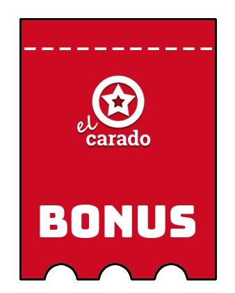 Latest bonus spins from El Carado