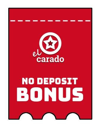 El Carado - no deposit bonus CR