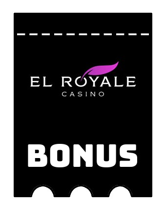 Latest bonus spins from El Royale