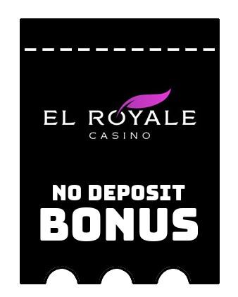 El Royale - no deposit bonus CR