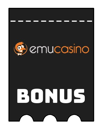 Latest bonus spins from EmuCasino