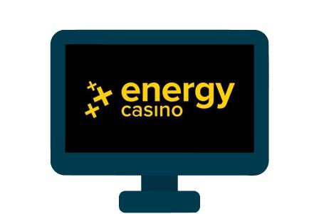 Energy Casino - casino review
