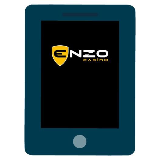 EnzoCasino - Mobile friendly