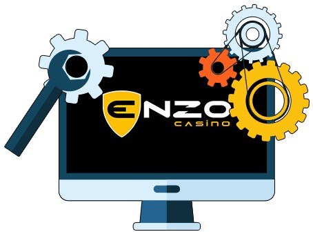 EnzoCasino - Software