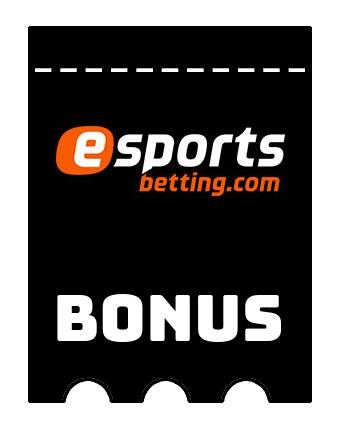 Latest bonus spins from Esports Betting Casino