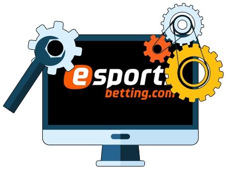 Esports Betting Casino - Software
