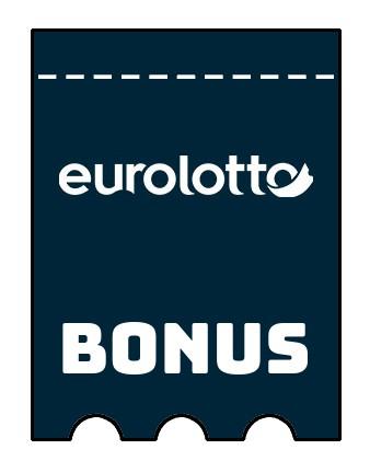 Latest bonus spins from Euro Lotto Casino