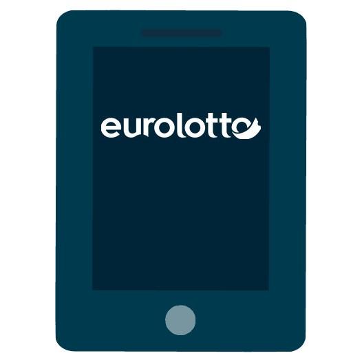 Euro Lotto Casino - Mobile friendly