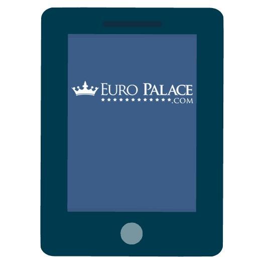 Euro Palace Casino - Mobile friendly