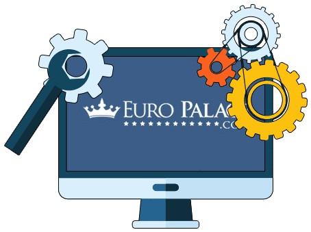 Euro Palace Casino - Software