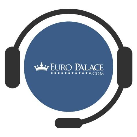 Euro Palace Casino - Support