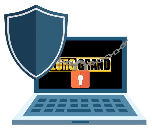 EuroGrand Casino - Secure casino