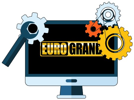 EuroGrand Casino - Software