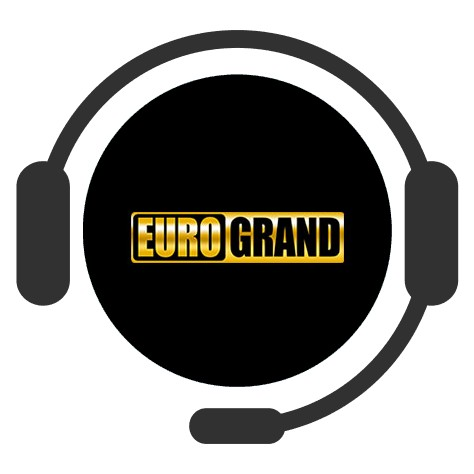 EuroGrand Casino - Support