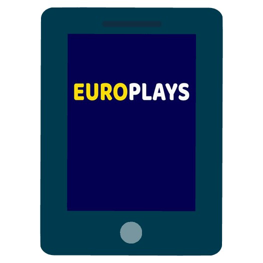 EuroPlays Casino - Mobile friendly