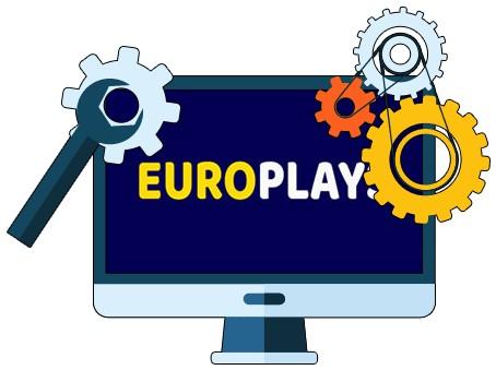 EuroPlays Casino - Software