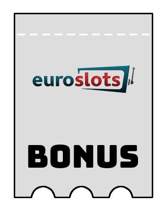 Latest bonus spins from EuroSlots Casino