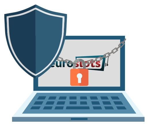 EuroSlots Casino - Secure casino