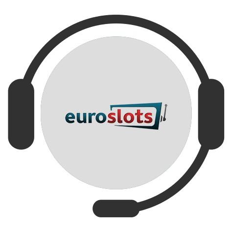 EuroSlots Casino - Support