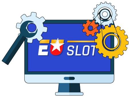 EUslot Casino - Software