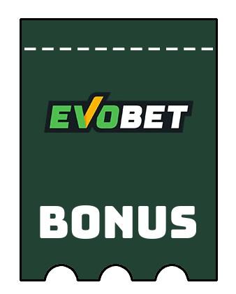 Latest bonus spins from Evobet Casino