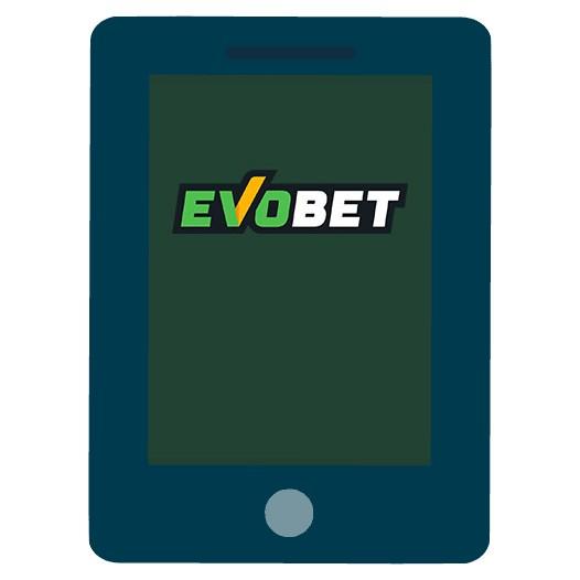 Evobet Casino - Mobile friendly