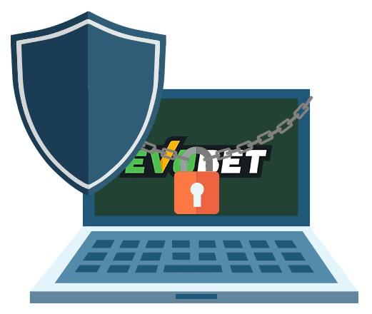 Evobet Casino - Secure casino