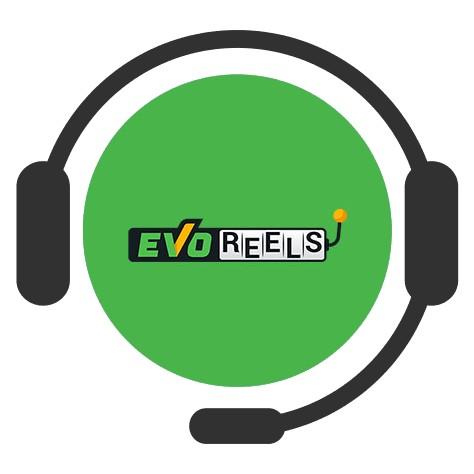 EvoReels - Support