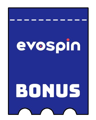 Latest bonus spins from EvoSpin