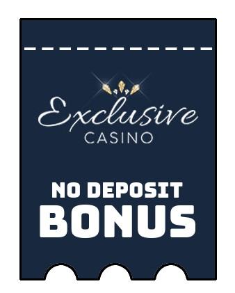 Exclusive Casino - no deposit bonus CR