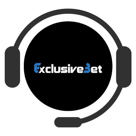ExclusiveBet - Support