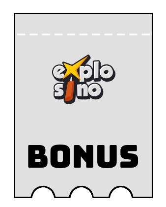 Latest bonus spins from Explosino
