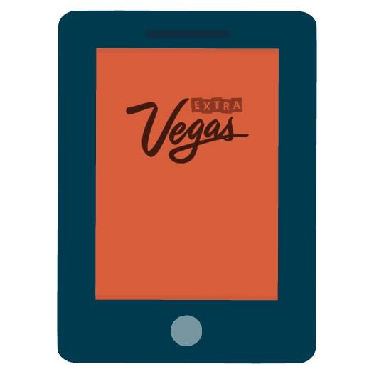 Extra Vegas Casino - Mobile friendly