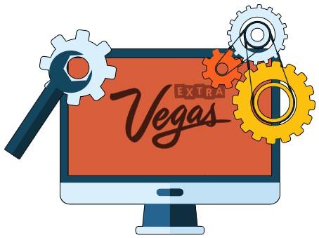Extra Vegas Casino - Software